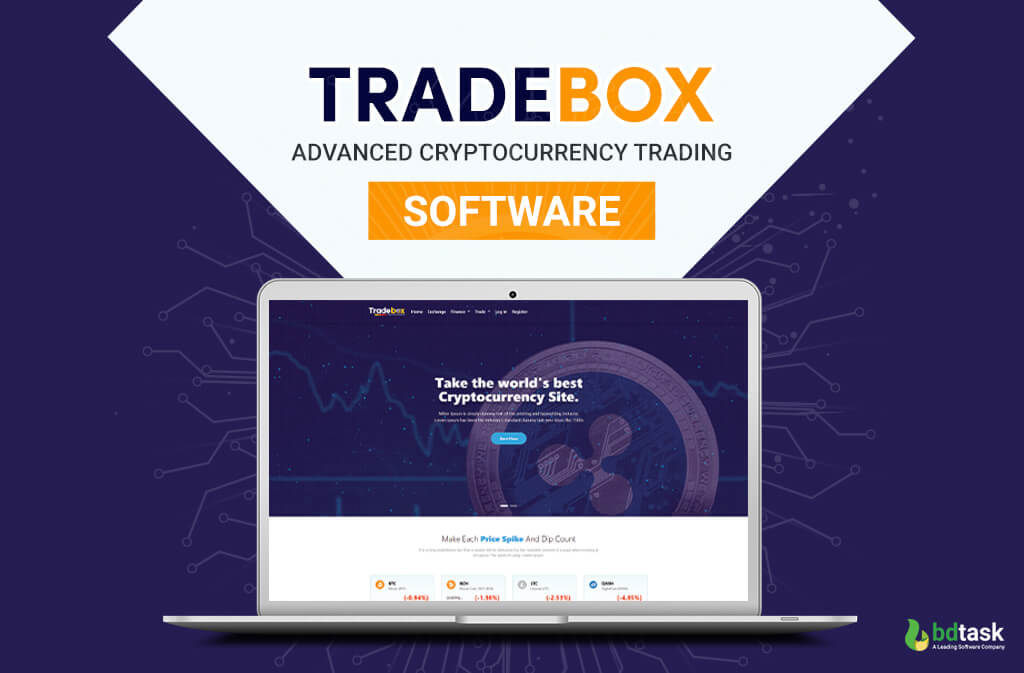Cryptocurrency Trading Software