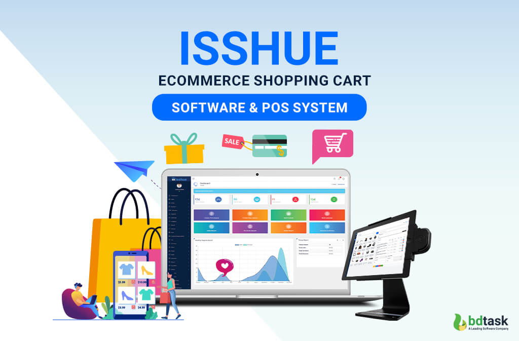 E-commerce POS Software
