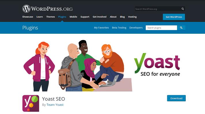 Yoast - For WordPress