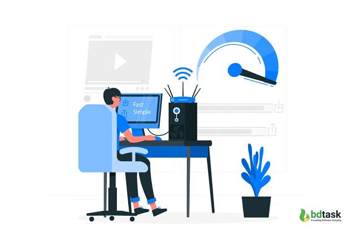 Fast ECommerce Website
