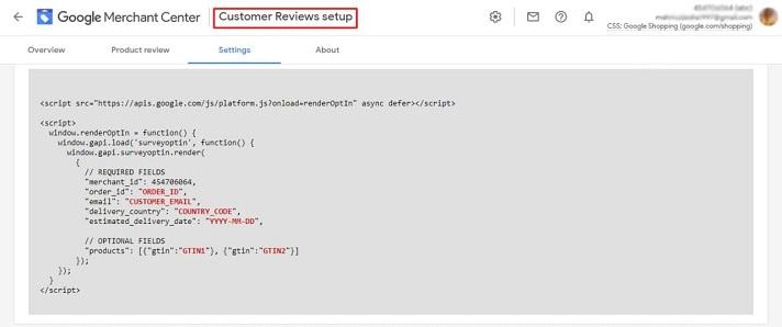 Gain Customer Reviews 3