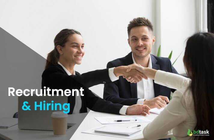 Recruitment & Hiring