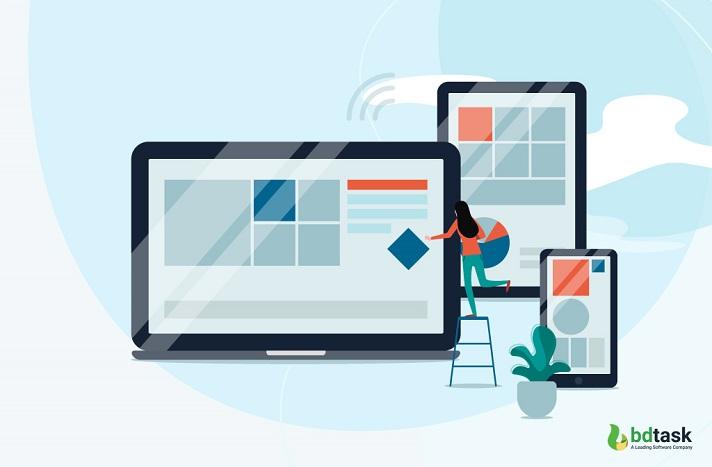 Responsive Web Store