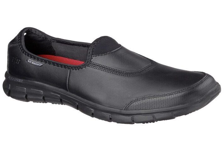 Skechers Sure Track Work Shoes for Women