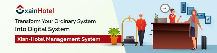 Xian- Hotel Management System