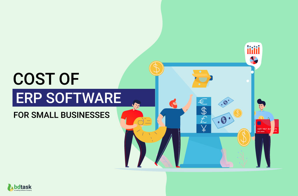 Cost of ERP Software for Small Businesses