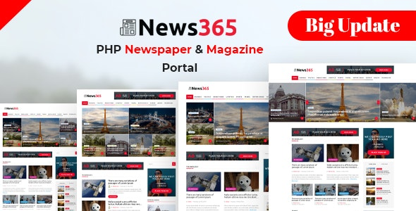 News365 - Blogging Platforms