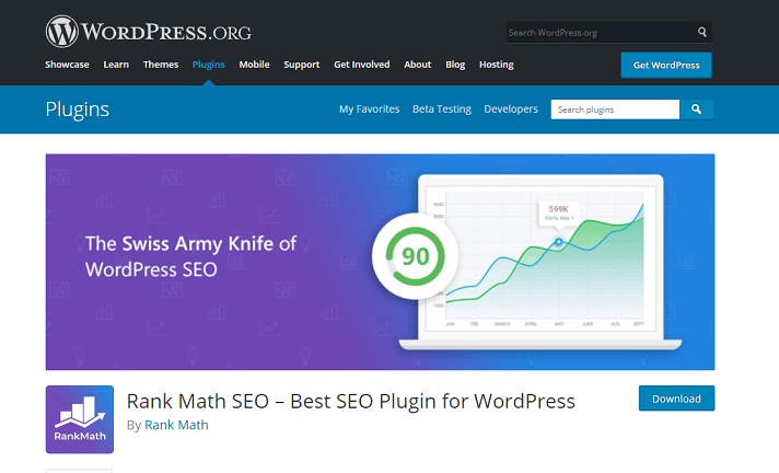 RankMath - For WordPress