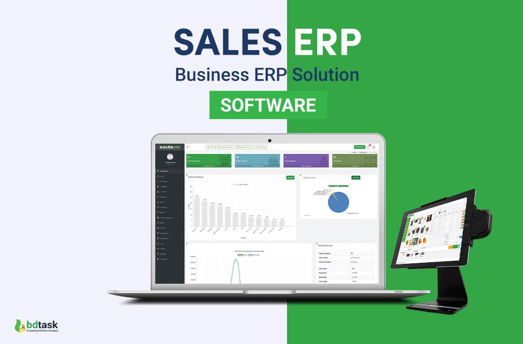 Sales ERP Software