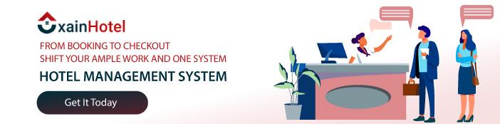Xain - Hotel Management Software