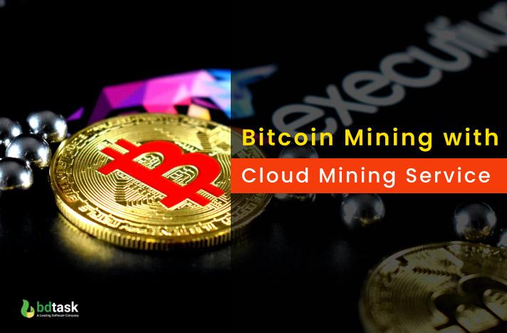 Cloud Mining Service