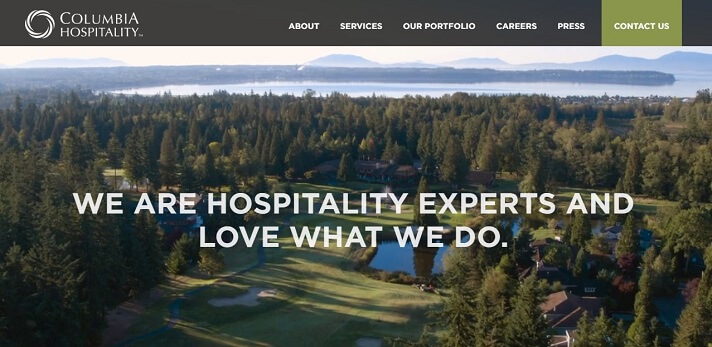Columbia Hospitality, Inc