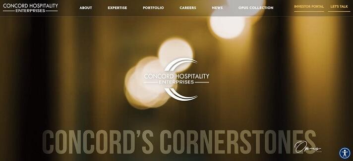 Concord Hospitality Enterprise