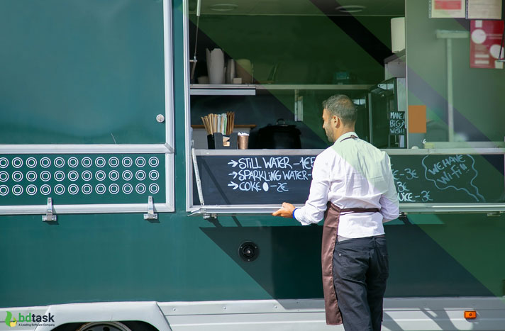 Designing Your Food Truck Menu