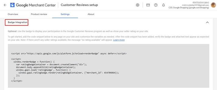 Gain Customer Reviews 4