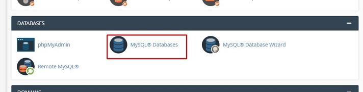 Database Creating