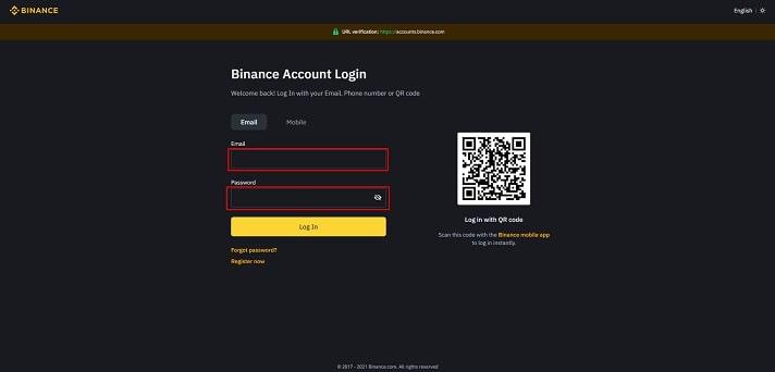 How to buy erc20 token step 1