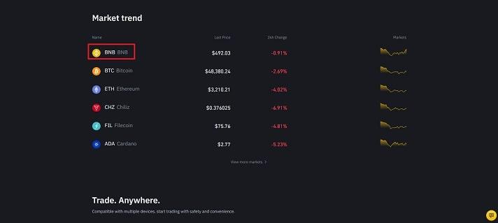 How to buy erc20 token step-3