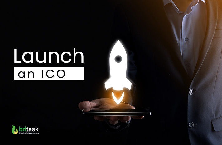 Launch an ICO