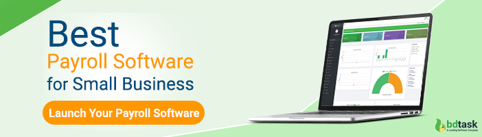 Launch your payroll software