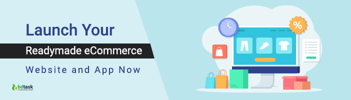 Launch Your Ecommerce Website and App