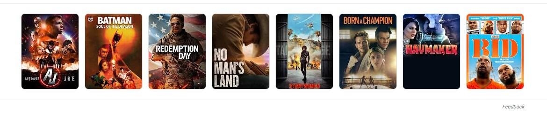 Movie Schema Example