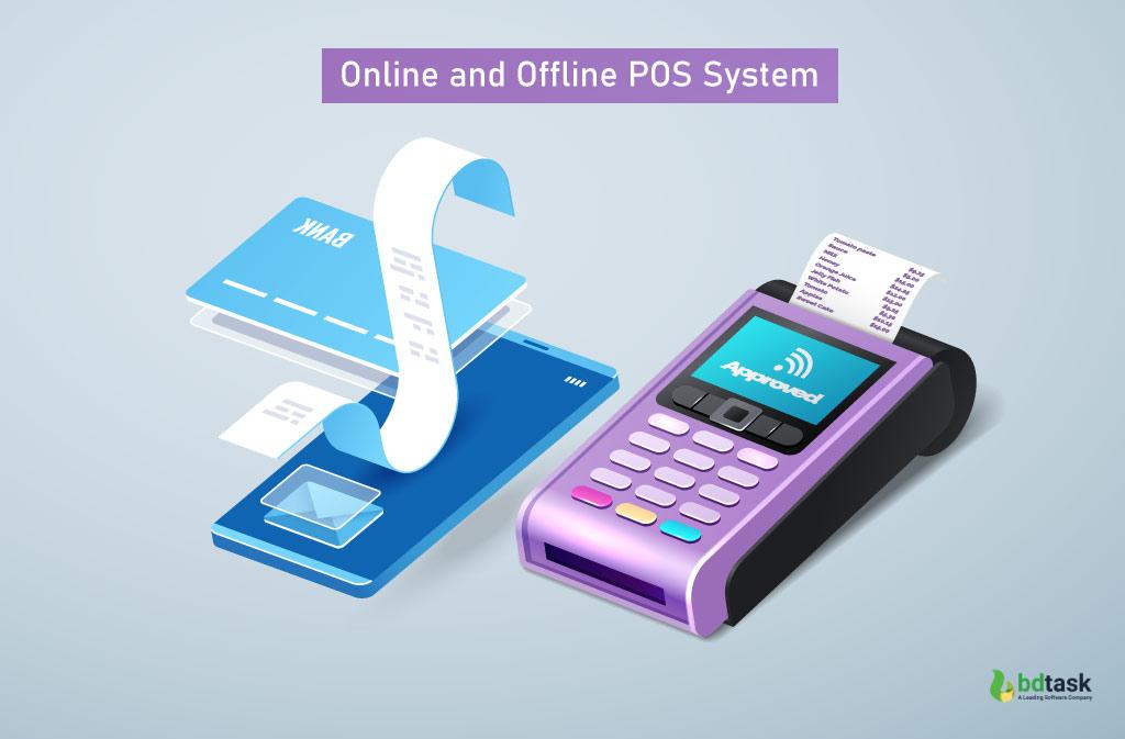 Online and Offline Restaurant POS System