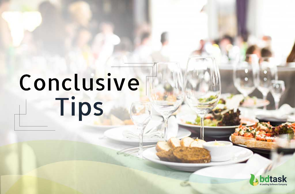 Conclusive Tips for Developing a Successful Restaurant Supply Chain