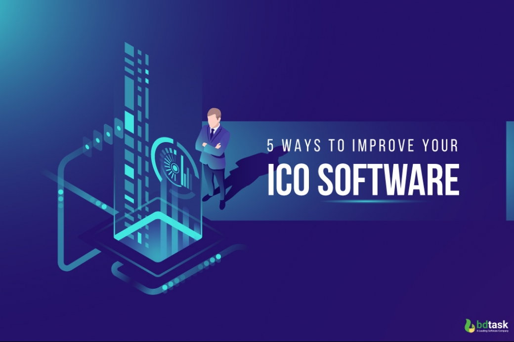 5 ways to improve your ico software