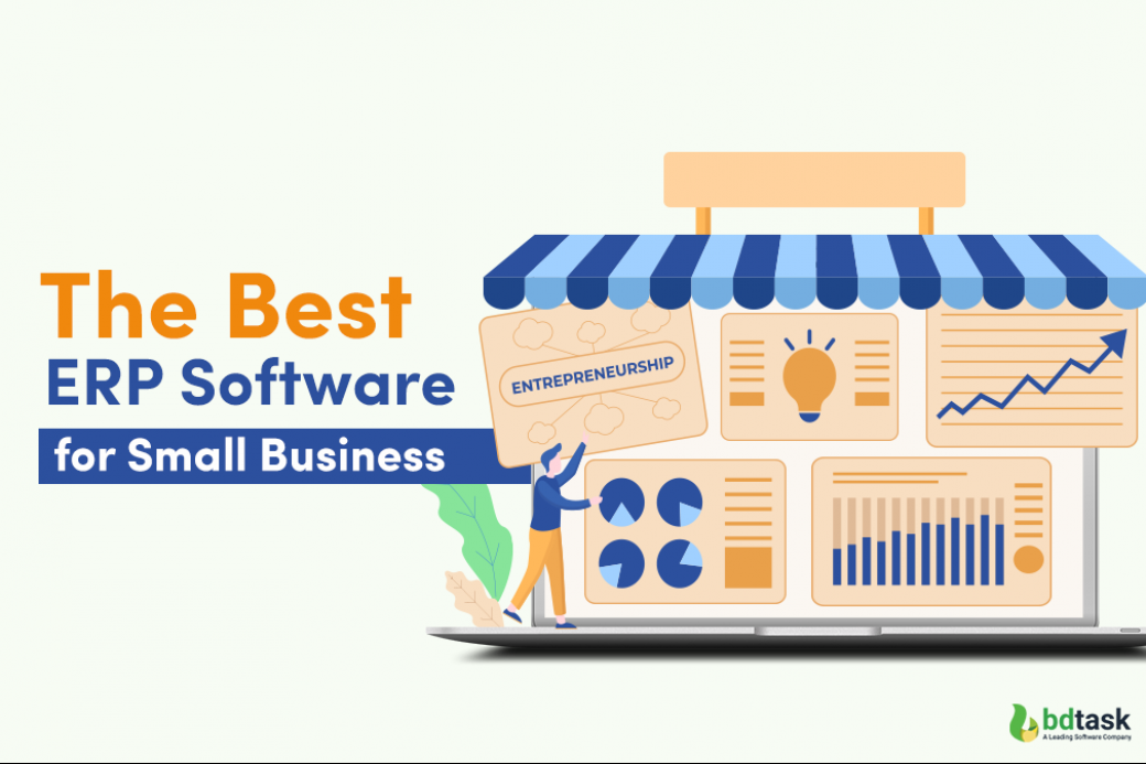 Best ERP Software for Small Businesses