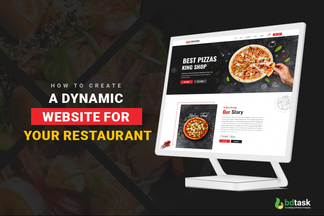 How to Create a Dynamic Restaurant Website & App