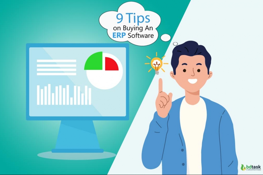 9 Tips on Buying An ERP Software