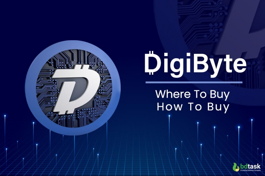 Best Places to Buy DigiByte