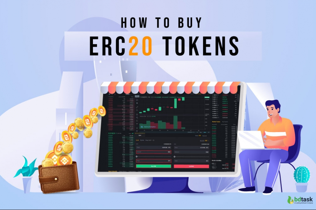 How to buy ERC20 tokens