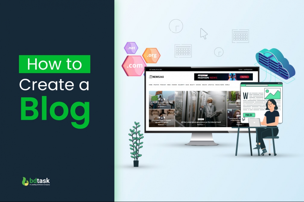 How to Create a Blog with 7 Simple Steps