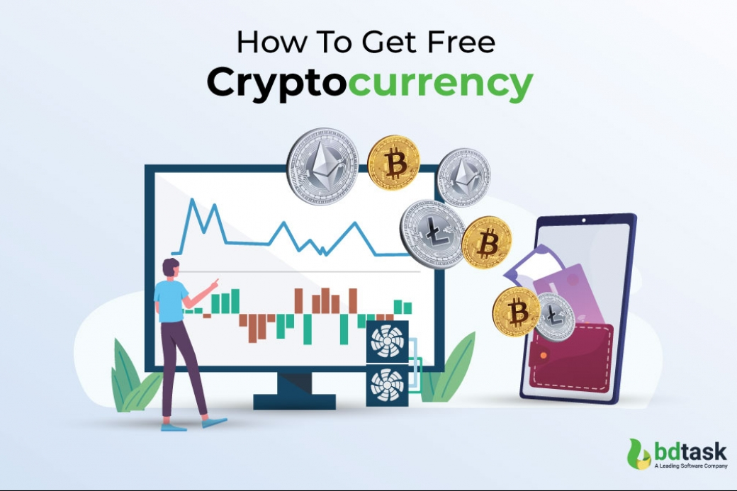 How To Get Free Cryptocurrency