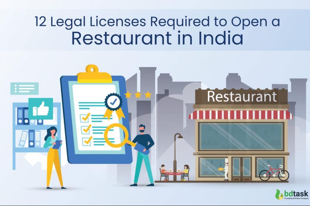 license for restaurant