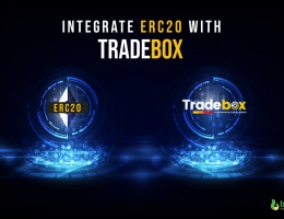 Integrate ERC20 Token with Tradebox