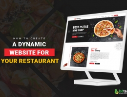 How to Create a Dynamic Restaurant Website & App