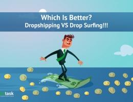 Dropshipping VS Drop Surfing