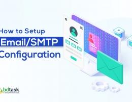 How to Setup Email/SMTP Configuration