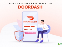 How to Register a Restaurant on Doordash