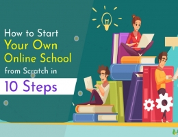 How to Start an Online School