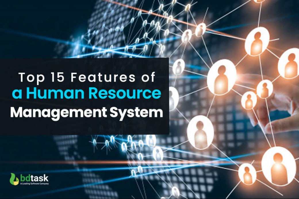 top features human resource-management system