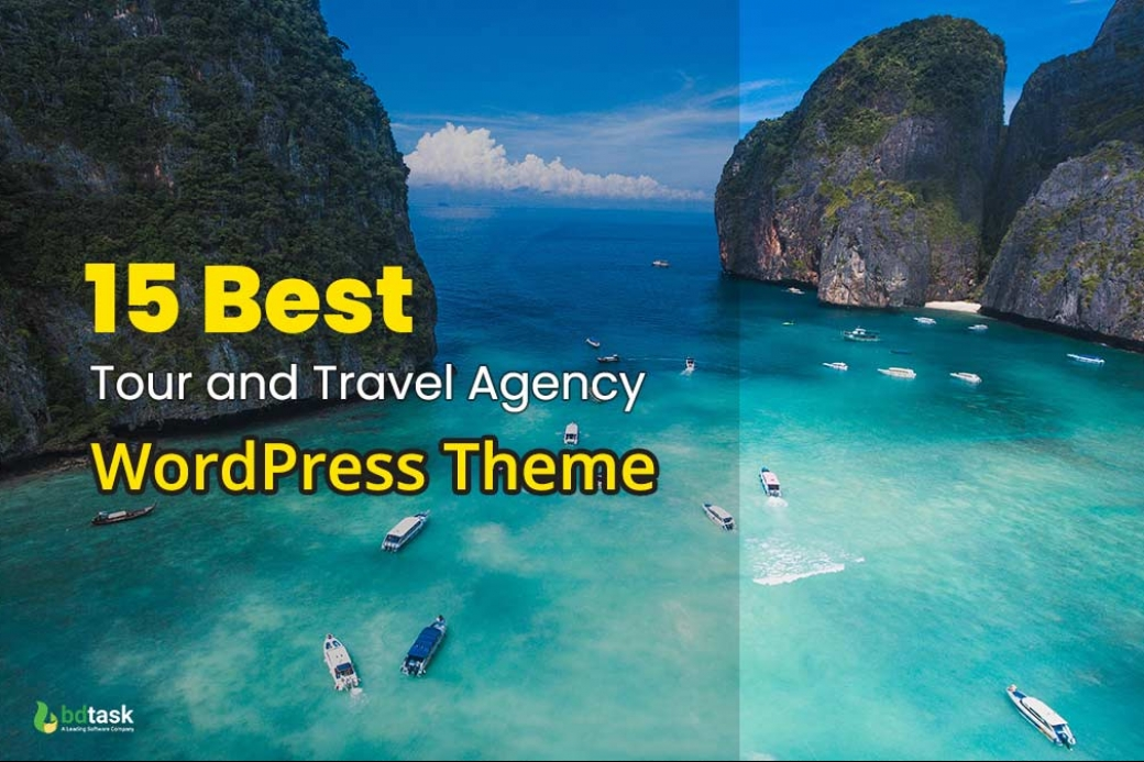 Tour and Travel Agency WordPress Theme