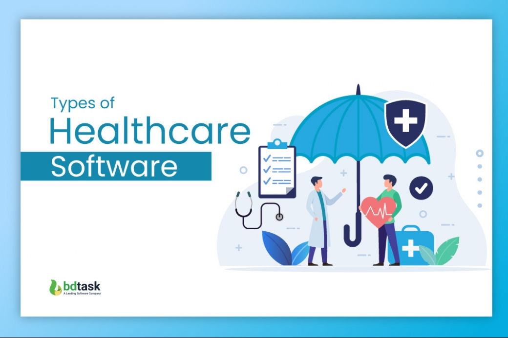 Types of Healthcare Software