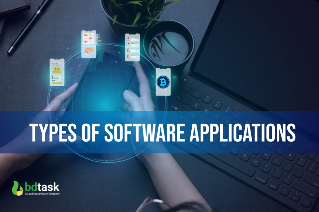 Types of Software Applications