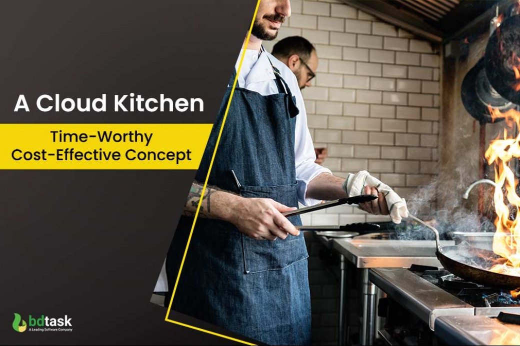 What Is A Cloud Kitchen?