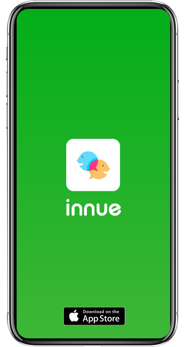 Innue Live chatbot IOS apps